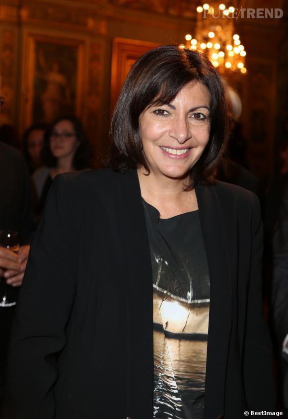 Anne Hidalgo, une Parisienne dans l'âme.