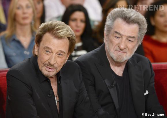Johnny Hallyday et Eddy Mitchell monteront tous les deux sur scène en compagnie de Jacques Dutronc pour des concerts événements.