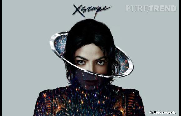 La pochette de l'album posthume de Michael Jackson, qui sortira dans les bacs le 12 mai 2014.