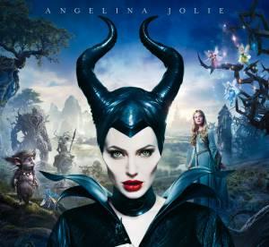 Angelina Jolie est Maléfique : changement d'ambiance avec l'affiche française