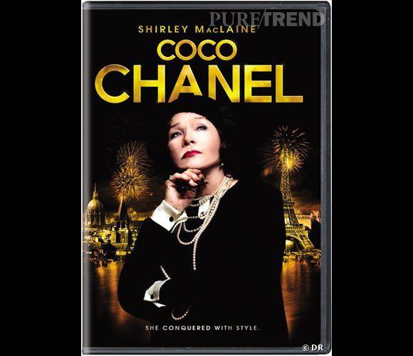 Shirley McLaine a incarné Coco Chanel en 2008 dans un téléfilm franco-italien.