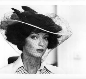 Marie-France Pisier en 1981, dans Chanel Solitaire.