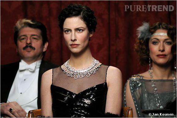 Anna Mouglalis, une Coco Chanel renversante en 2009 pour Coco Chanel et Igor Stravinsky.