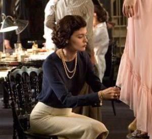 Audrey Tautou dans Coco avant Chanel en 2008.