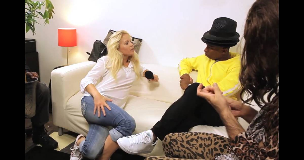 Enora malagre interview pharrell williams 5