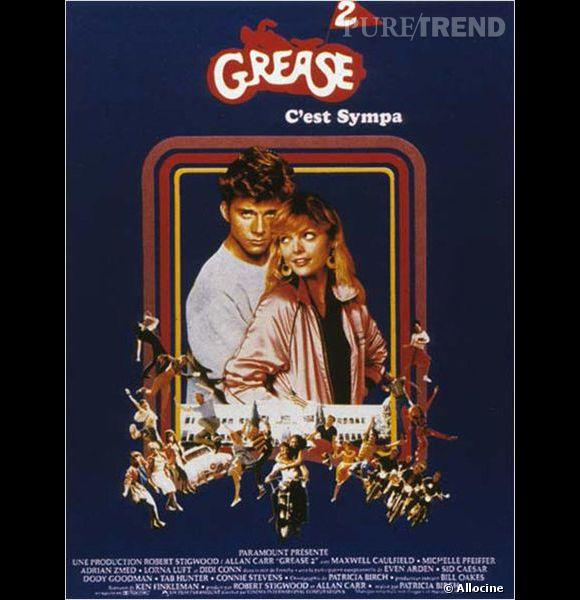 """La suite qu'on redoute... et qui malheureusement existe : """"Grease 2""""."""