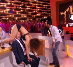 Antoine de Caunes : séance de lap dance très hot au Grand Journal !