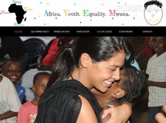 "Ayem lance son association ""Africa. Youth. Equality. Mwana""."