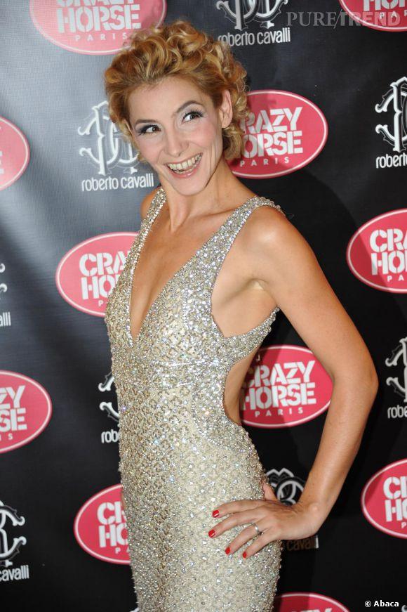 En 2010, Clotilde a mis le feu au Crazy Horse!