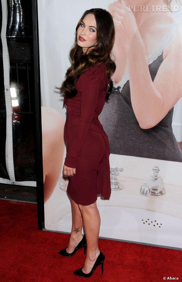 Megan Fox a 27 ans en 2014.