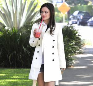 Rachel Bilson a 32 ans en 2014.