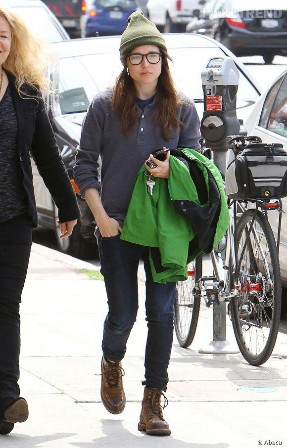 Ellen Page a 27 ans en 2014.