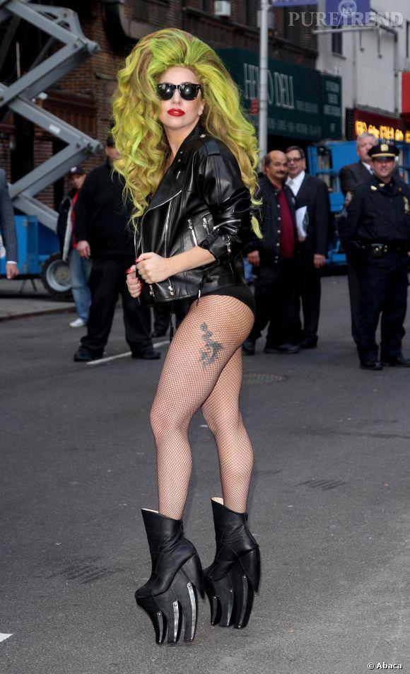 Lady Gaga a 28 ans en 2014.