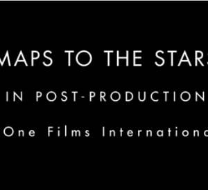 """Maps to the stars"" de David Cronenberg au cinéma le 21 mai 2014."