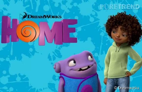 Dreamworks dévoile la tête des deux personnages principaux de &;en