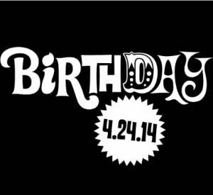 """Katy Perry tease le clip de son morceau """"Birthday"""" avec une vidéo déjantée."""