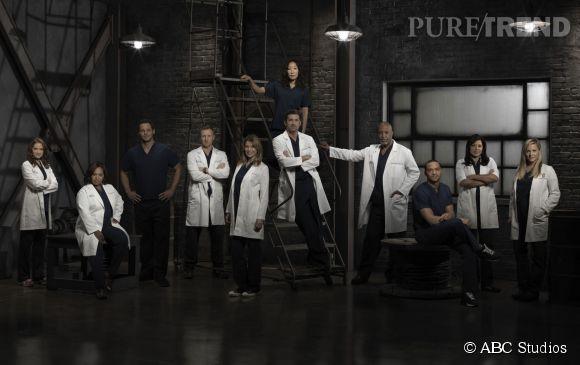 Grey's Anatomy, un début de saison 9 qui se fait dans le drame après la fin de la saison 8 qui montrait un crash d'avion tragique.