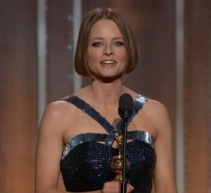 Jodie Foster révèle publiquement son homosexualité en janvier 2013, lors des Golden Globes 2013.