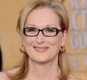Meryl Streep : ''Je pensais que j'étais trop moche pour être actrice''
