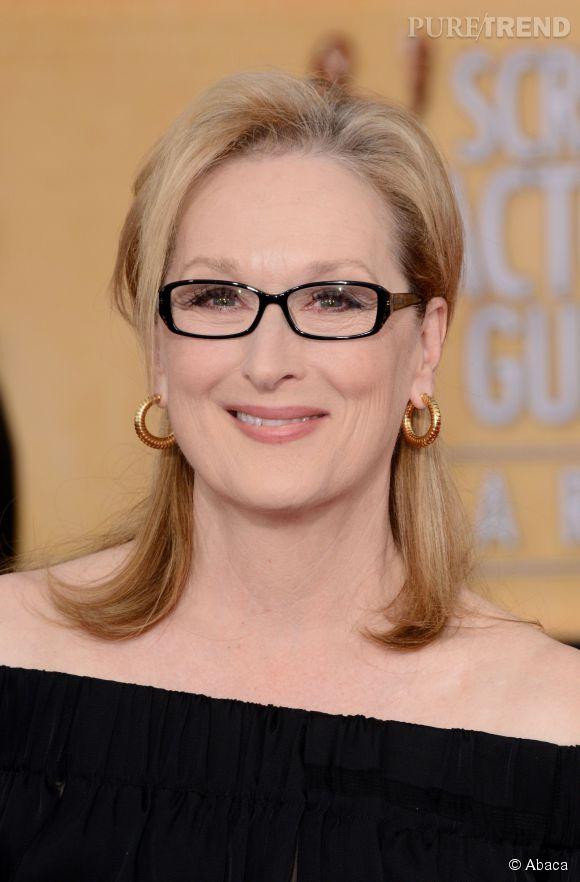 Meryl Streep, étant jeune elle se trouvait trop moche pour devenir actrice, un drame qui aurait pu nous priver de son talent !