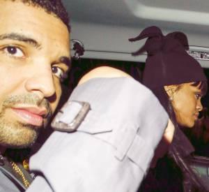 Rihanna se montre peu en public avec lui, mais son nouveau chéri c'est le rappeur Drake.