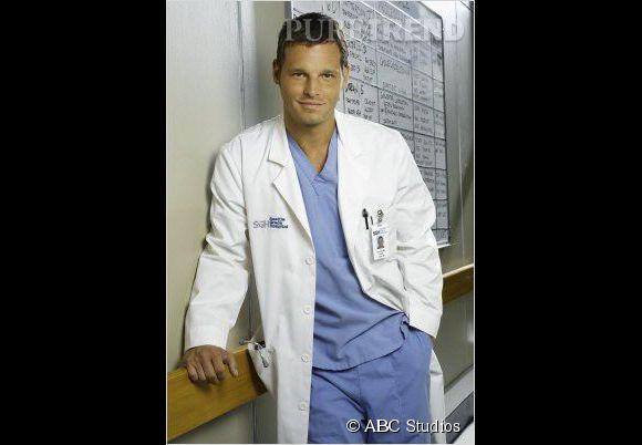 """Grey's Anatomy"" : Justin Chambers, aka le docteur Alex Karev."