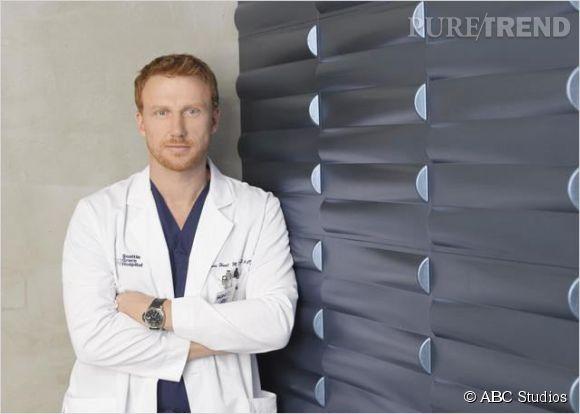 """Kevin McKidd, l'Ecossais qui pimente le casting de """"Grey's Anatomy""""."""