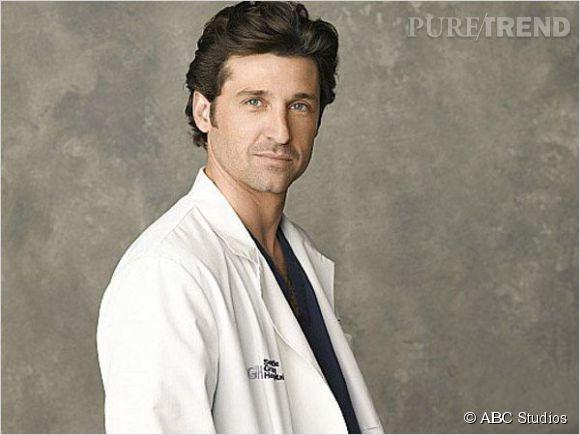 """""""Grey's Anatomy"""" : Patrick Dempsey, l'un des nombreux beaux gosses de la série."""
