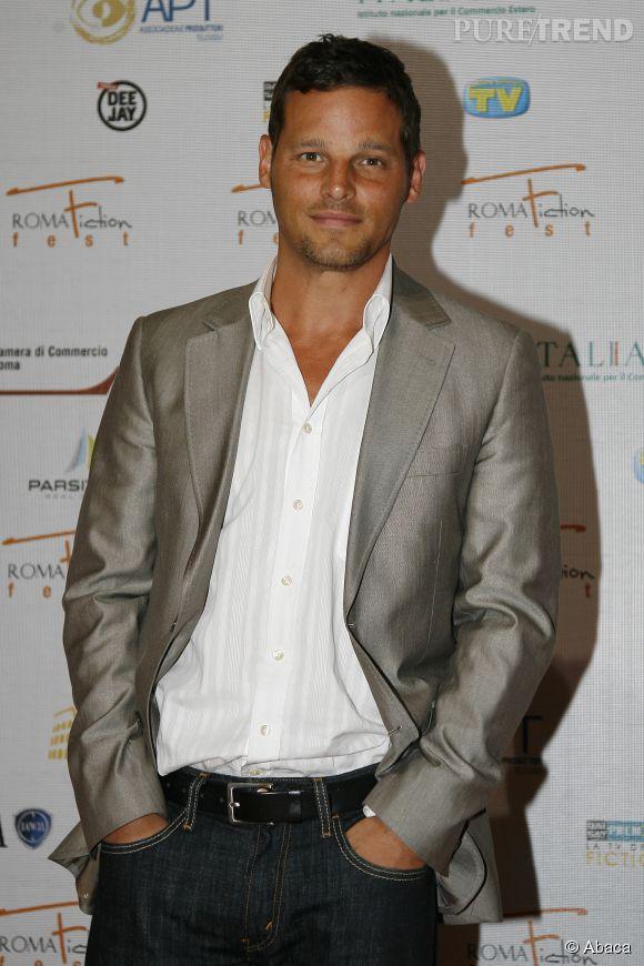 """""""Grey's Anatomy"""" : Justin Chambers, un beau gosse lui aussi là depuis les débuts de la série."""