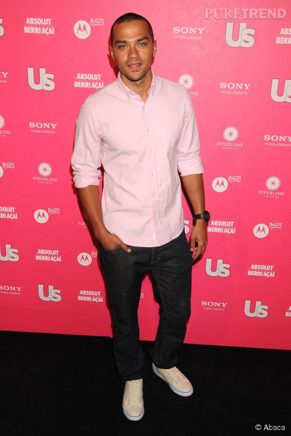 """Grey's Anatomy"" : Jesse Williams, garant du potentiel sexy de la série."