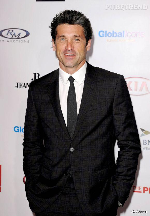 """Patrick Dempsey est au casting de """"Grey's Anatomy"""" depuis ses débuts et a déjà signé pour 2 saisons supplémentaires."""