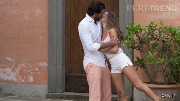 Alix et Paul sont partis en vacances après le tournage du Bachelor 2014.
