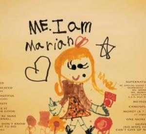 Mariah Carey annonce la sortie de son nouvel album en vidéo.