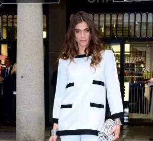 Elisa Sednaoui : le look black and white Chanel qu'on s'arrache !