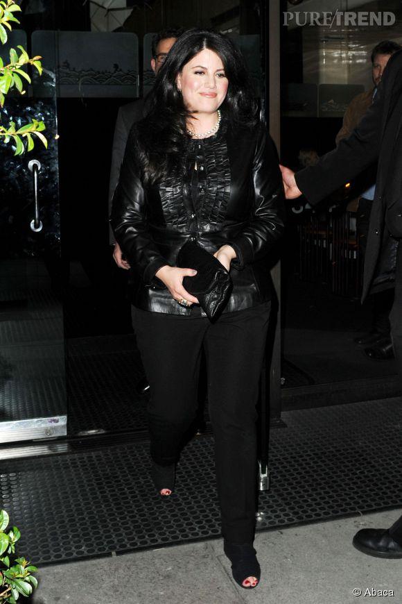 Monica Lewinsky en 2011.
