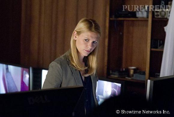 """Quel sera l'avenir de Carrie, jouée par Claire Danes, dans la quatrième saison de """"Homeland"""" ?"""