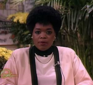 Oprah Winfrey pour sa 1ère audition il y a 31 ans