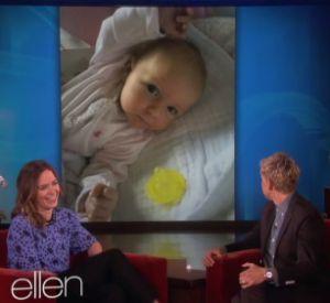 Emily Blunt s'est confiée à Ellen DeGeneres à propos du nom de sa fille et de l'allaitement.