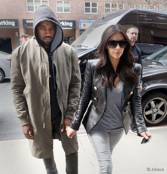 Kim Kardashian et Kanye West devraient se remplir les poches grâce à leur mariage.