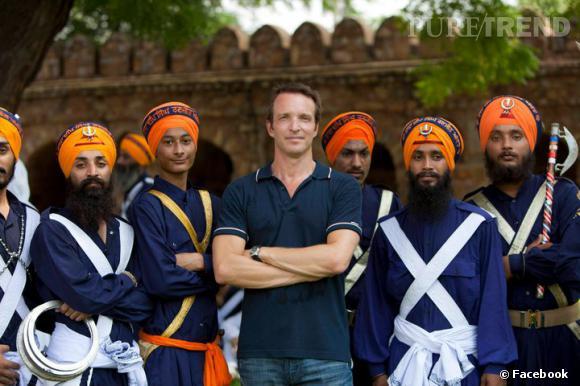 """Après avoir été bloquée en Inde, l'équipe de tournage de """"Pékin Express 10"""" est partie au Sri Lanka."""
