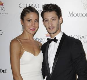 Pierre Niney en couple, Eva Longoria bombastic... Le Global Gift Gala 2014
