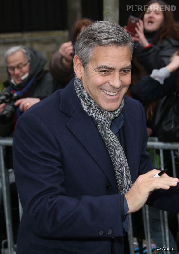 Si Stacy Keibler est encore énervée contre George Clooney, du côté de l'acteur tout roule. IL va enfin épouser la femme de sa vie, l'avocate Amal Alamuddin.