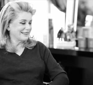 Catherine Deneuve raconte l'histoire de sa blondeur légendaire... Avec Chrisotphe Robin, son coloriste depuis près de 20 ans.