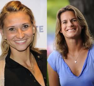 Tatiana Golovin partie sur beIN Sport, c'est Amélie Mauresmo qui a pris sa place aux côtés de Laurent Luya sur France 2 pour commenter le tournoi de Roland-Garros en 2014.
