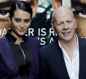 Bruce Willis est l'heureux papa de cinq filles.