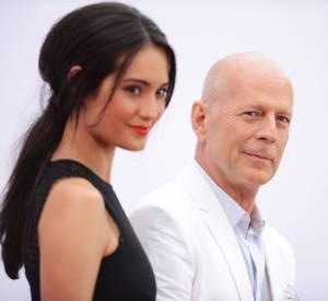 Emma Heming et Bruce Willis présentent leur fille sans trop en dévoiler sur Instagram.