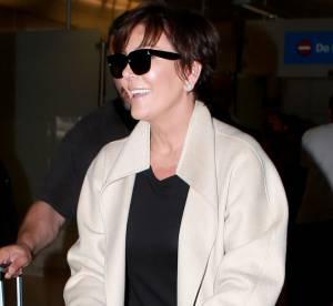 Kim Kardashian en lune de miel : c'est mamie Kris qui garde son bébé North !
