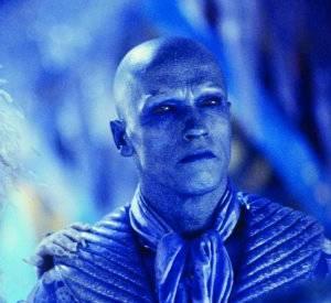 "Arnold Schwarzenegger dans ""Batman & Robin"" joue Mr. Freeze. Une catastrophe."