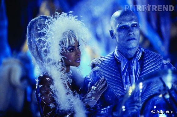 "Arnold Schwarzenegger dans ""Batman & Robin"" joue Mr. Freeze. Une catastrophe."