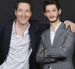 Guillaume Gallienne change de registre après avoir incarné Pierre Bergé dans le film Yves Saint Laurent de Jalil Lespert, avec Pierre Niney.